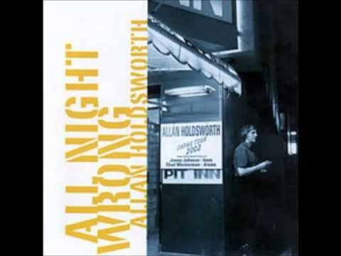 Allan Holdsworth - Lanyard Loop
