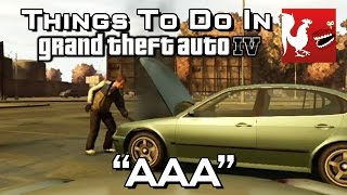 Things to do in Grand Theft Auto IV - AAA