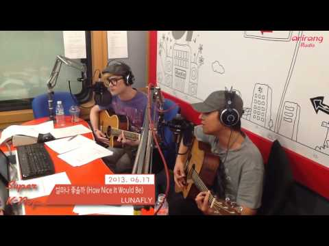[Super K-Pop] LUNAFLY SHOOT - 얼마나 좋을까 (How Nice It Would Be), 니 이름이 뭐니? (What's Your Name?)