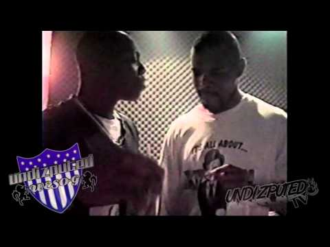 Z-Ro and Al-D in the Studio FREESTYLE- DJ SCREW SHOP SUC UNDIZPUTED...