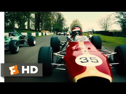 Rush (1/10) Movie CLIP - The Start Of A Rivalry (2013) HD