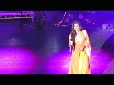 Shreya Ghoshal Live In Manchester Uk May 2014 Sun Raha Hai Na Tu Aashiqui 2 Full Hd 1080 video