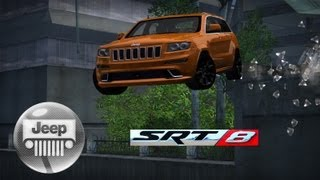 Need for Speed Most Wanted - Car Mod - Jeep Grand Cherokee SRT-8 2012/2013