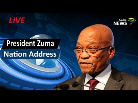 President Zuma addresses the nation - Pretoria, 01 April 2016