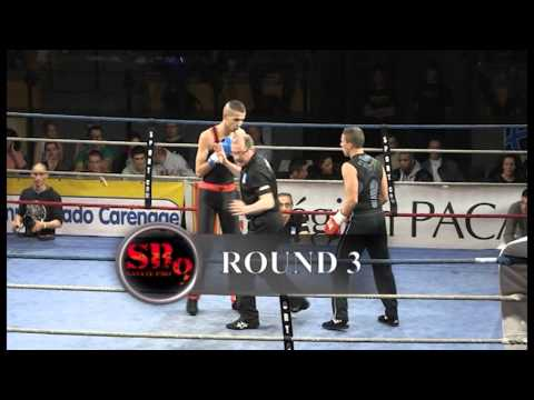 SAVATE BOXING 9 POLIDORO vs FEDDAL Image 1