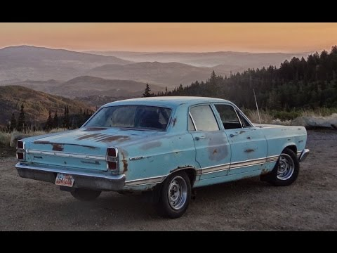 1967 Ford Fairlane - One Take