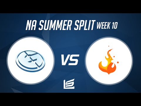 NA LCS 2014 Summer W10D2: Evil Geniuses vs Curse Highlights klip izle