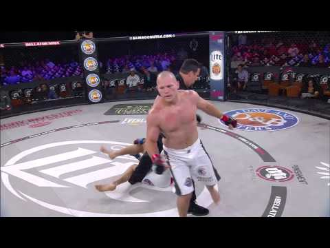 Bellator 122 Highlights Koreshkov vs McDonough Halsey vs Cooper  More