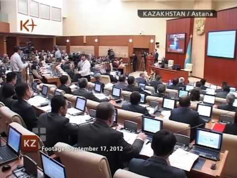 Kazakhstan. News 28 September 2012 / k+