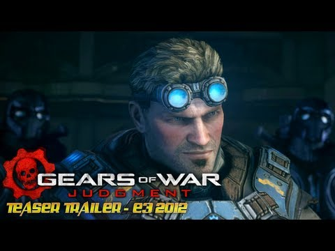 Gears of War Judgment Teaser Trailer E3 2012