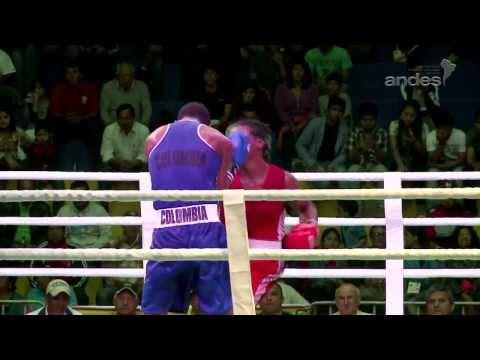 Boxeo Juegos Bolivarianos 2013