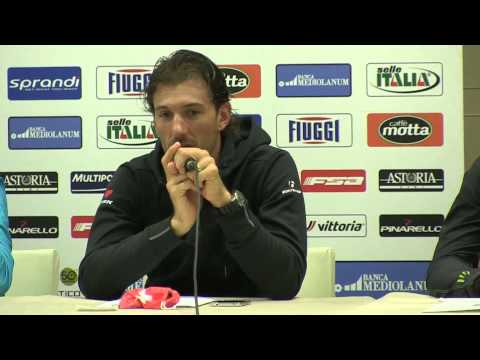Fabian Cancellara talking about Boonen injury and Tirreno Adriatico 2015