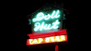 World Famous Doll Hut in Anaheim, California