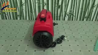 Máy rửa xe mini dùng cho gia đình F09 - nhỏ gọn tiện lợi