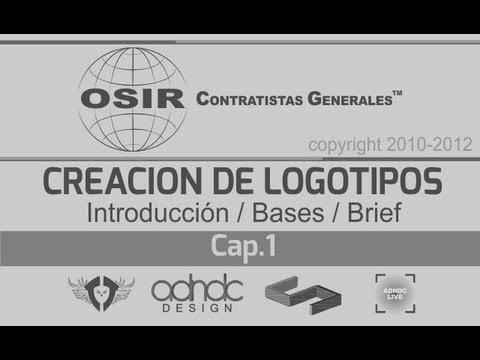 Creación de logotipos Introducción, Forma, Brief, Tipografía, Análisis