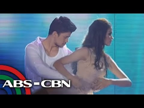Janine Tugonon shows off dancing talent on 'ASAP'