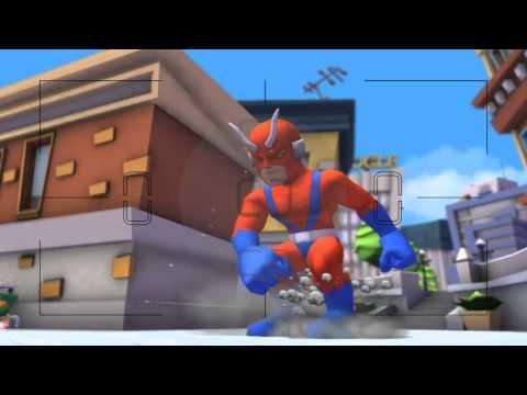 «Marvel: Команда Супергероев» — Пятница!