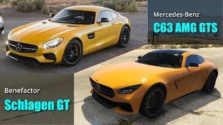 GTA V All Sports Cars VS Real life Counterparts