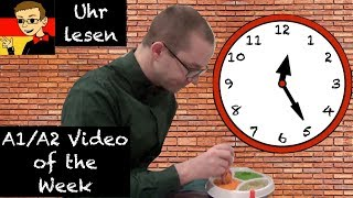 Telling Time - Learn German for Beginners A1/A2 #5