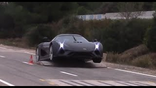 How To Crash Test A $2 Million Koenigsegg Hypercar - www.APEX.one