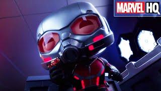Marvel Shorts: Compilado 2 | Disney XD Oficial