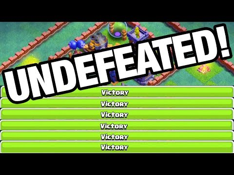 This Base has NEVER LOST! UNDEFEATED Clash of Clans Strategy   CoC  