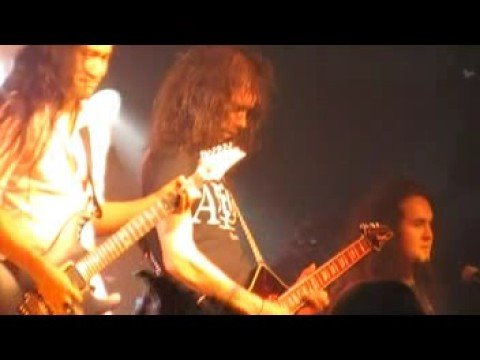 Dragonforce Live - Soldiers of the Wasteland - Belfast Mandela Hall 11/10/08 [High Quality]