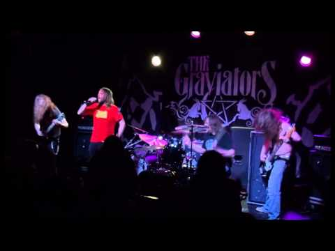 The Graviators (SWE) - Live at the Audio, Glasgow November 12, 2014 FULL SHOW