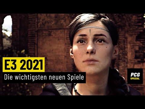 Das sind die wichtigsten neuen Spiele   E3 2021