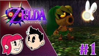 HAY GURRRL - The Legend of Zelda: Majora's Mask 3D (Part 1)