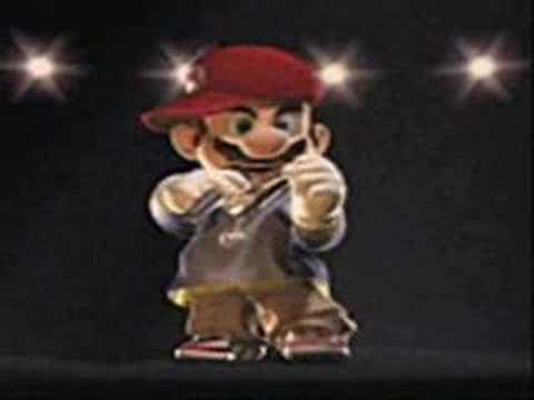Mario Gangsta