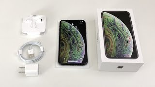 iPhone XS Unboxing: Space Grey! (iPhone 10s)