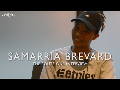 Samarria Brevard: The Route One Interview