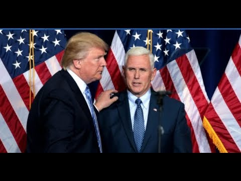 TRAITOR! MIKE PENCE SPEARHEADING COUP TO REMOVE TRUMP!