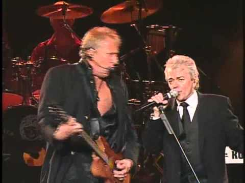 Air Supply - Shadow Of The Sun