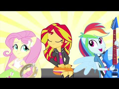 Spin-Off: My Little Pony: Equestria Girls, Rainbow Rocks –  Better Than Ever