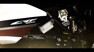 GoPro HERO4 #HONDA Africa Twin CRF1000 #Ohlins TTX test#北宜上
