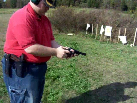 357 Magnum Revolver Speed Reload