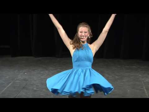 I Wanna Be A Rockette performed by Julia Freyer
