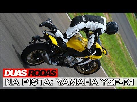 Teste: Aceleramos a Nova Yamaha YZF-R1 no Brasil