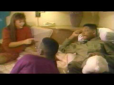 Will Smith before he was famous - RARE INTERVIEW with Natalie Gray