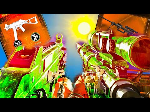 Classic Epic Weapon Variants!? What Happened? - Call of Duty: Infinite Warfare