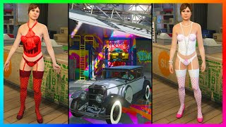 """GTA 5 Valentine's Day DLC! - How Much Will """"Be My Valentine"""" Update Content, Clothing & More Cost!?"""