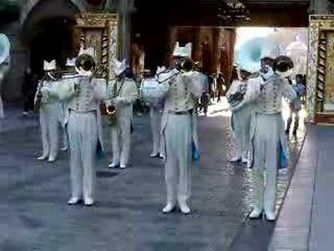 Tokyo DisneySea Maritime Band - Mickey Mouse March