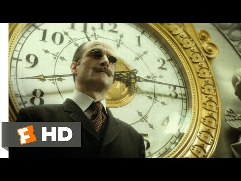 The Curious Case of Benjamin Button (1/9) Movie CLIP - A Clock That Runs Backwards (2008) HD