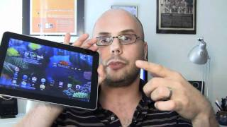 Galaxy Tab 10.1 vs Eee Pad Transformer, Pt 1 of 2