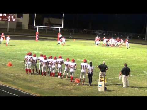 Brant Yeoman (SR) highlight reel vs. Eureka (Mixtape) 2013