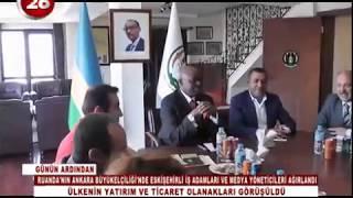 Günün Ardından | Ruanda Büyükelçisi William Nkurunziza