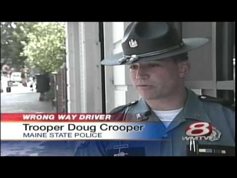 State police release video of trooper stopping wrong-way driver Music Videos