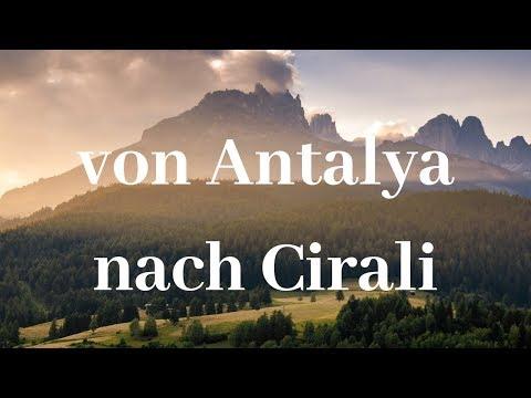 Antalya, Altstadt, Hafen und Weiterreise nach Cirali | Vlog #11